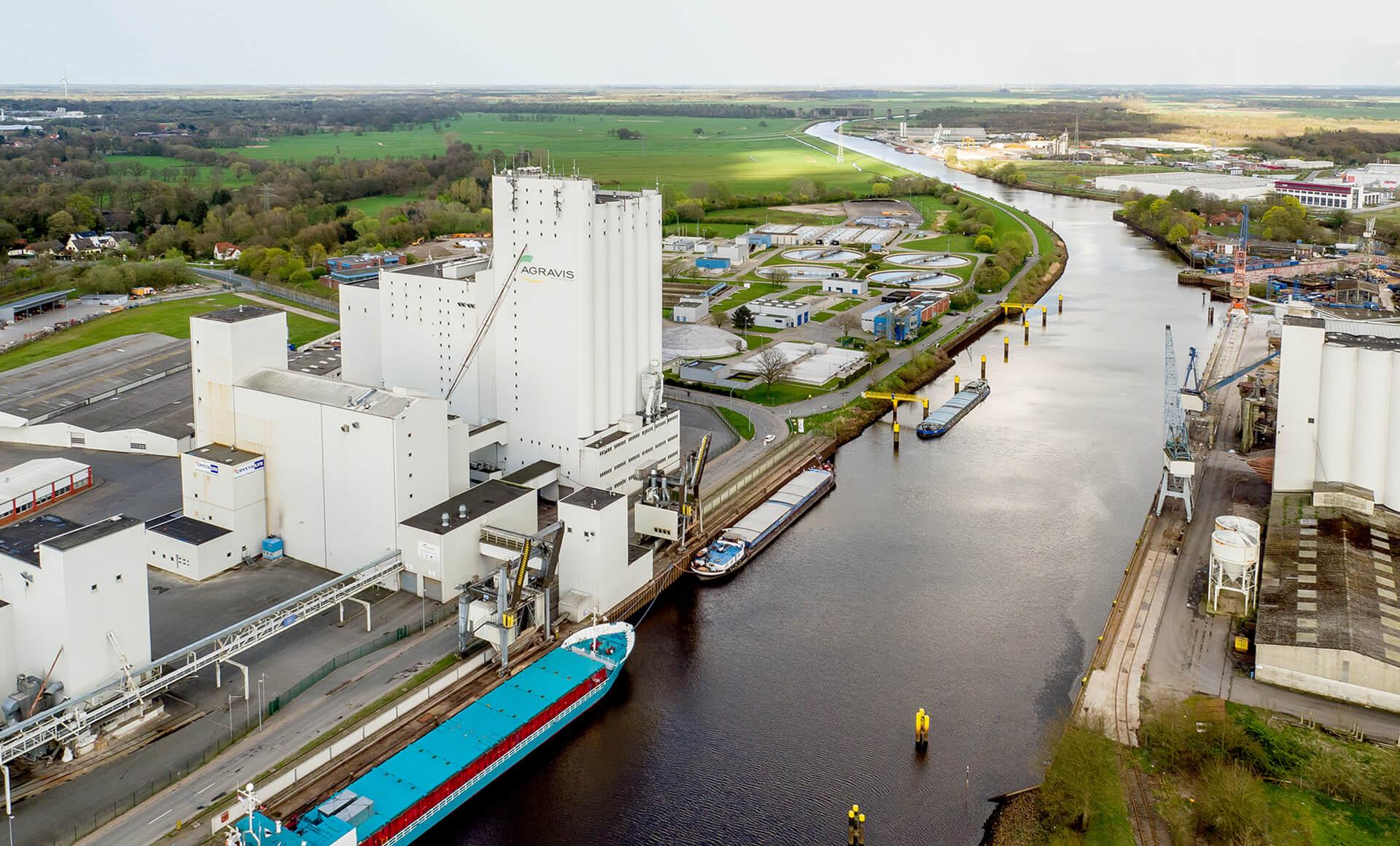 Starker Logistik- und  Wirtschaftsstandort im Nordwesten