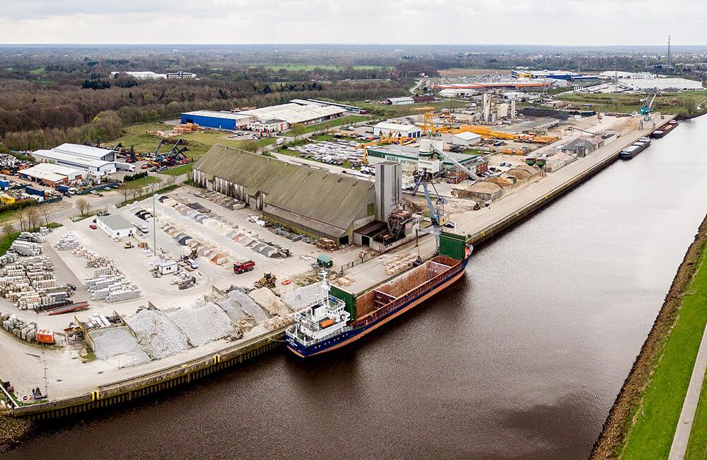 Die maritime Wirtschaft in Oldenburg